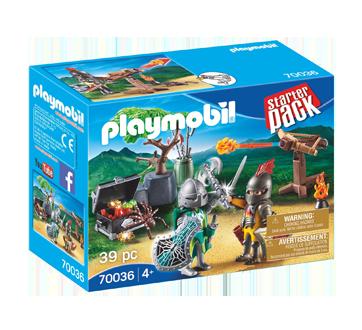 Starter Pack duel de chevaliers, 1 unité