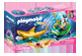 Vignette du produit Playmobil - Roi des mers avec caleche royale, 1 unité