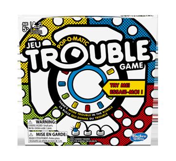 Trouble jeu , 1 unité