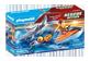 Vignette du produit Playmobil - Sauvetage d'attaque de requin, 1 unité