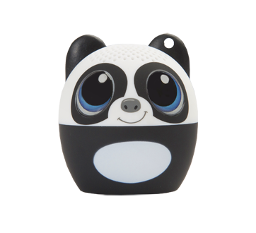 Mini haut-parleur Bluetooth Bébé Panda, 1 unité