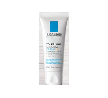 Toleraine Sensitive Crème UV FPS 30 crème hydratante apaisante, 40 ml