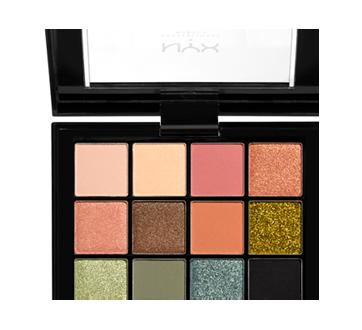 Image 2 du produit NYX Professional Makeup - Palette d'ombres à paupières Ultimate, 13,3 g, Ultimate Utopia