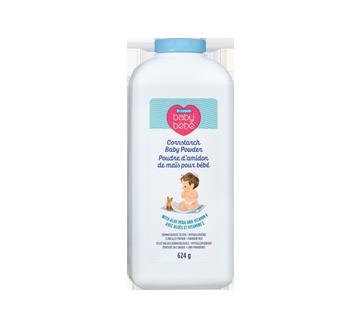 Poudre d'amidon de mais pour bébé, 624 g