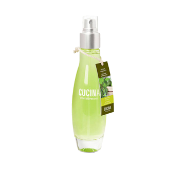 Cucina aromate d'ambiance, 100 ml, coriandre et olive