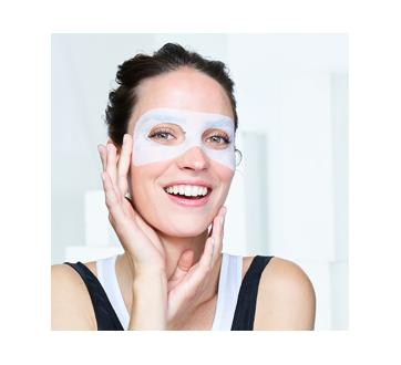Image 5 du produit Garnier - Skinactive bombe à l'humidité masque sachet pour les yeux avec eau de coco, 6 g