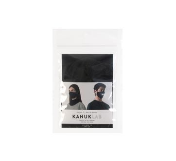 Image 1 du produit Kanuk - Masque facial Harfang, bleu marin, 1 unité, petit-moyen