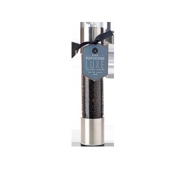 Moulins à épices luxueux -Poivre noir en grains, 160 g
