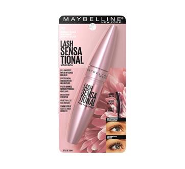 Image 2 du produit Maybelline New York - Mascara lavable Lash Sensationel, 9,5 ml, Midnight Black