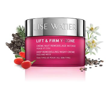 Image 3 du produit Lise Watier - Lift & Firm Y-Zone crème nuit remodelage intense, visage et cou, 50 ml