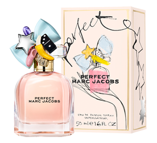 Perfect eau de parfum, 50 ml