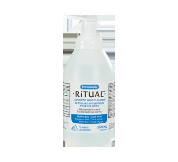 Ritual nettoyant antiseptique pour les mains, 550 ml