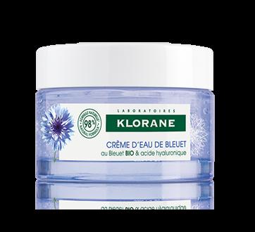 Crème d'eau de bleuet au bleuet bio, 50 ml