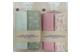 Vignette du produit PJC Bébé - 2 couvertures enveloppantes en mousseline 90 cm x 110 cm, 2 unités