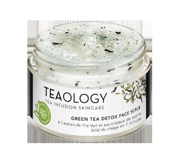 Gommage détax pour visage au thé vert, 50 ml