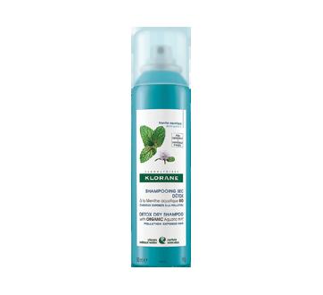Shampooing sec détox à la menthe aquatique bio, 150 ml