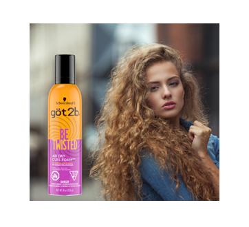 Image 3 du produit Göt2b - Be Twisted Air Dry Curl Foam, 226 g