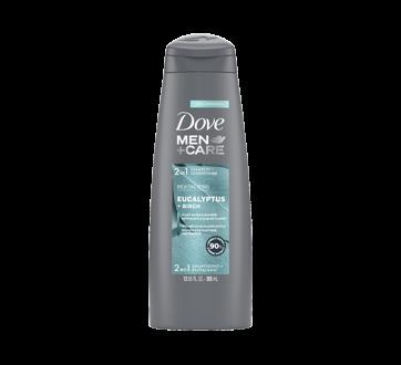2 en 1 shampooing et revitalisant, 355 ml, eucalyptus et bouleau