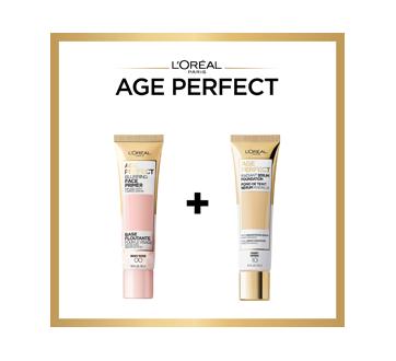 Image 4 du produit L'Oréal Paris - Age Perfect base floutante pour le visage infuse avec sérum de soin , 30 ml
