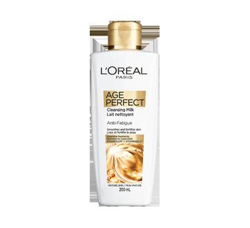 Age Perfect lait nettoyant pour le visage pour peau mature, 200 ml