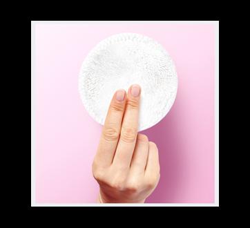 Image 3 du produit Garnier - SkinActive Micellaire tampons démaquillants réutilisables, 3 unités