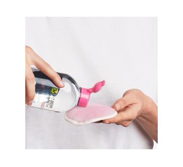Image 4 du produit Garnier - SkinActive Micellaire tampons démaquillants réutilisables, 3 unités