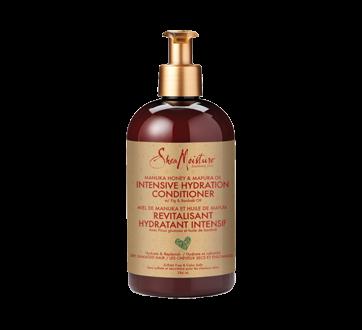 Revitalisant hydratant intensif pour les cheveux secs et endommagés, 384 ml, miel de manuka et huile de mafura