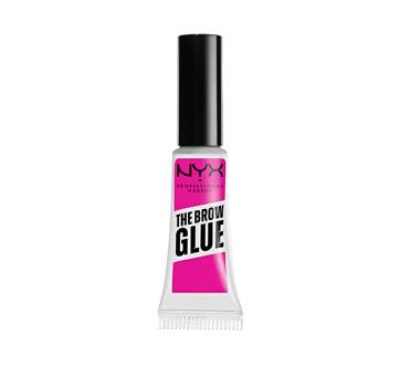 Brow Glue glue fixatrice pour des sourcils instantanément brossés, 1 unité