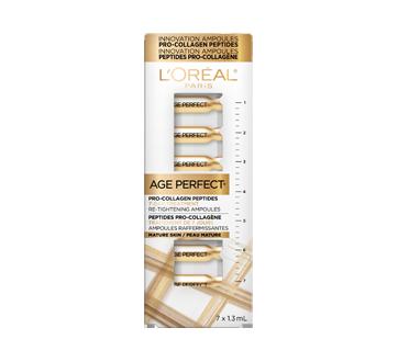 Age perfect peptides pro-collagène ampoules raffermissantes traitement de 7 jours, 9,1 ml
