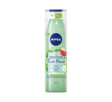 Fresh Blends gel douche rafraîchissant, 500 ml, melon d'eau menthe et lait de coco
