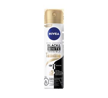 Black & White Invisible vaporisateur à sec lisse et soyeux, 150 ml