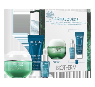 Aquasource coffret pour peau normale à mixte, 3 unités
