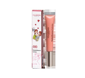 Embellisseur Lèvres brillant à lèvres, 12 ml, 00 Rose Câlins