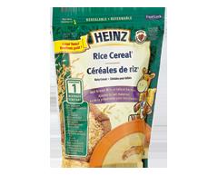 Image du produit Heinz - Cereales de riz sans lait, 227 g