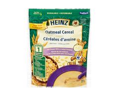 Image du produit Heinz - Cereales d'avoine sans lait, 227 g