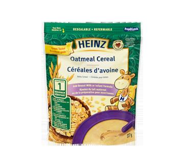 Céréales d'avoine sans lait, 227 g