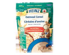 Image du produit Heinz - Cereales d'avoine, 227 g