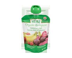 Image du produit Heinz - Biologique banane baie betteraves sachet, 128 ml