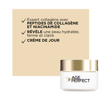 Image 3 du produit L'Oréal Paris - Age Perfect Collagen Expert hydratant raffermissant, 75 ml