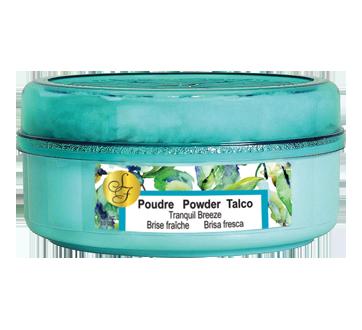 Spring Fresh Poudre parfumée pour le corps, 140 g, brise fraîche