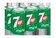 Vignette du produit 7 Up - Boisson gazeuse, 222 ml