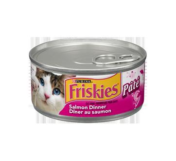 Friskies pâté dîner, 156 g, saumon