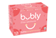 Vignette du produit Bubly - Eau pétillante, 355 ml, pamplemousse
