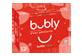 Vignette du produit Bubly - Eau pétillante, 355 ml, fraise