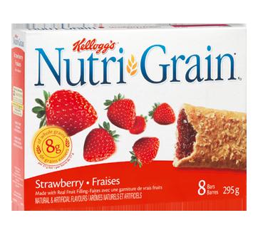 Nutri-Grain barres de céréales aux fraises, 295 g