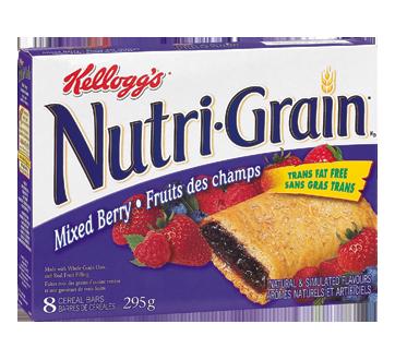 Nutri-Grain barres de céréales fruits des champs, 295 g