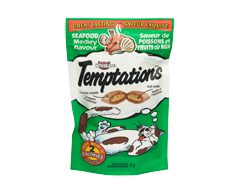 Image du produit Temptations - Whiskas Temptations fruit de mer, 85 g