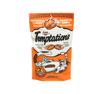 Temptations dinde, 85 g