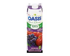 Image du produit Oasis Classique - Jus pomme et raisin, 12 x 960 ml
