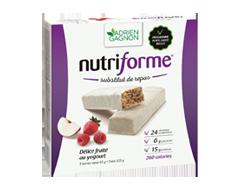 Image du produit Adrien Gagnon - Nutriforme barres, 5 barres, délice fruité au yogourt